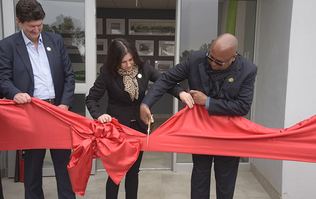 Deputy Minister Mathale unveils The Twinsaver Group's R500m tissue manufacturing facility